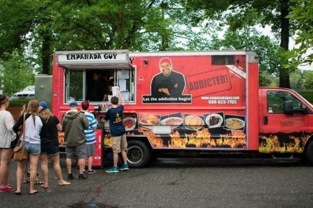 Just Jersey Food Truck & Music Festival