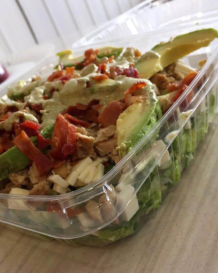 Healthy Beach Lunches