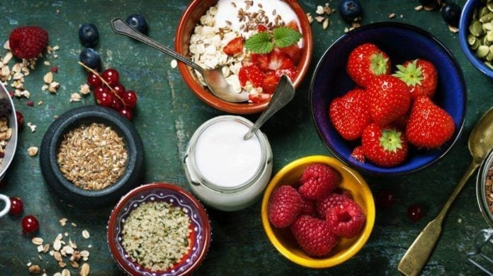 desserts, healthy, breakfast