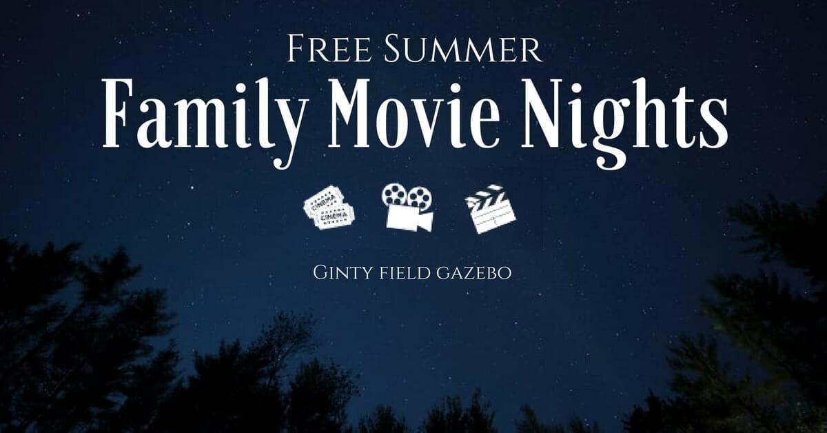 Family Movie Night Poster