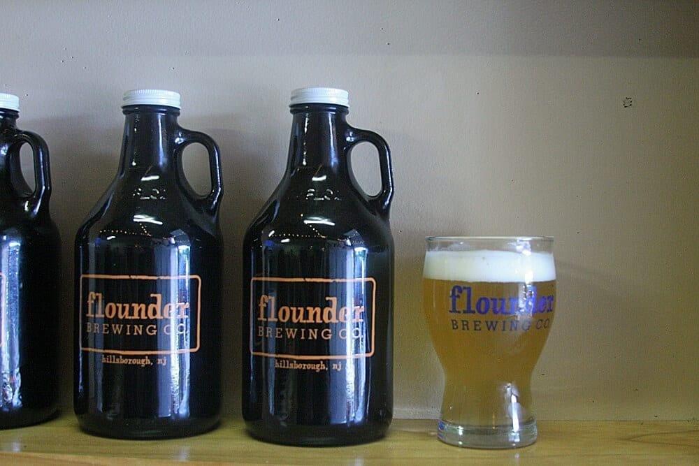 flounder brewing