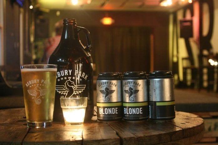 asbury park brewery, brew jersey