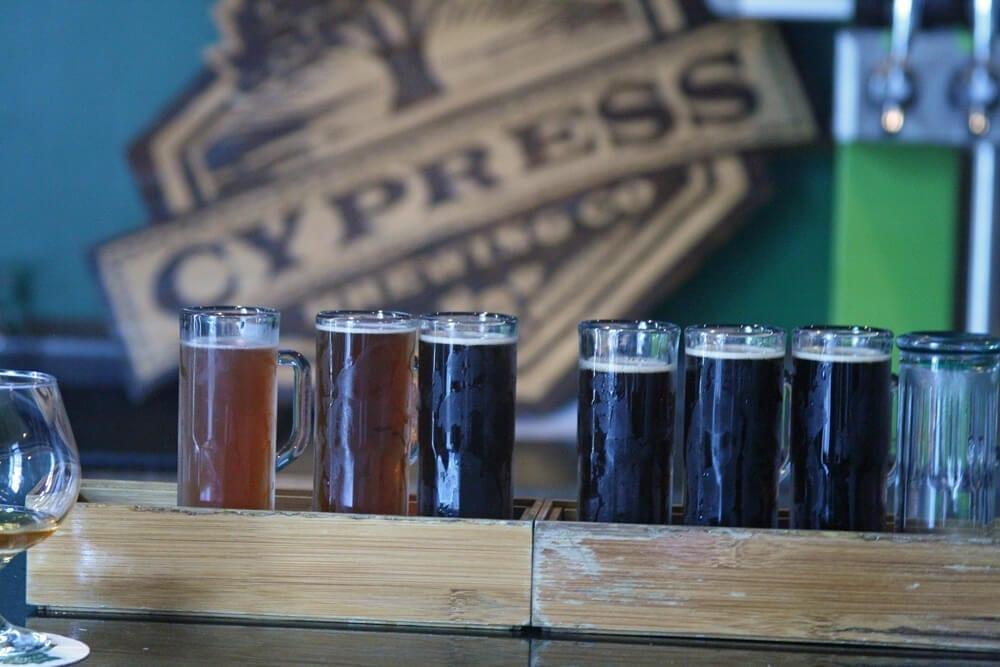 cypress brewing