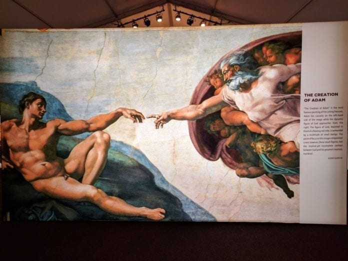 Up Close: Michelangelo's Sistine Chapel