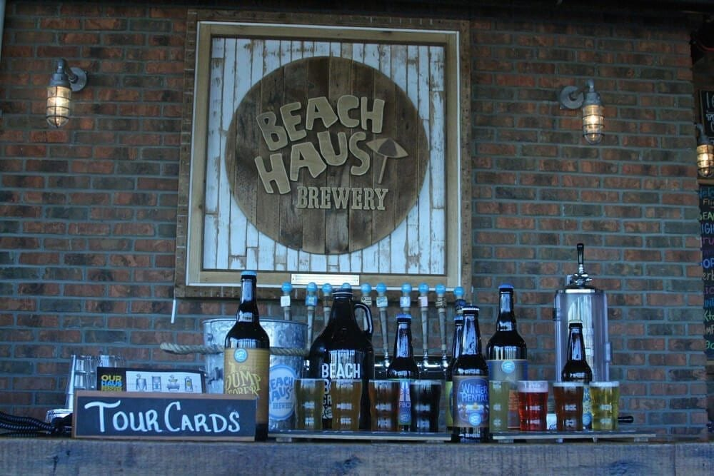 Brew Jersey Beach Haus Brewery Best Of Nj The Best Of Nj All In