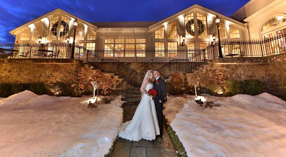 The Park Savoy Estate New Jersey Wedding Venue