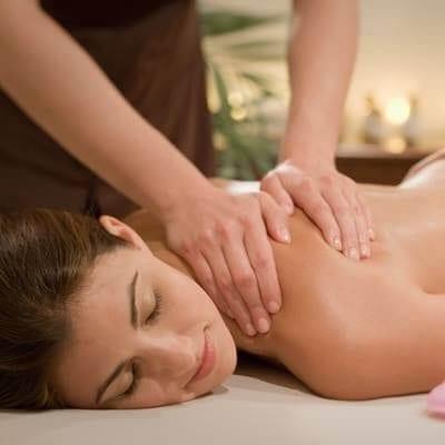 pampered body massage