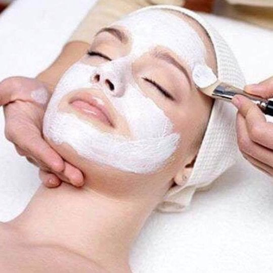 pampered facial scrub