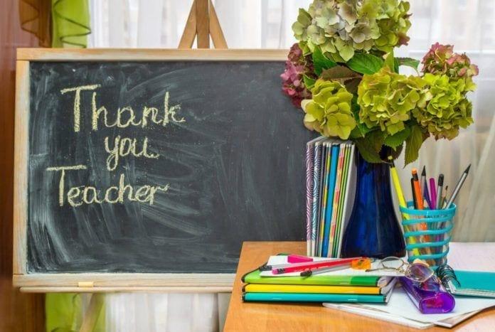 teachers, valentine's day