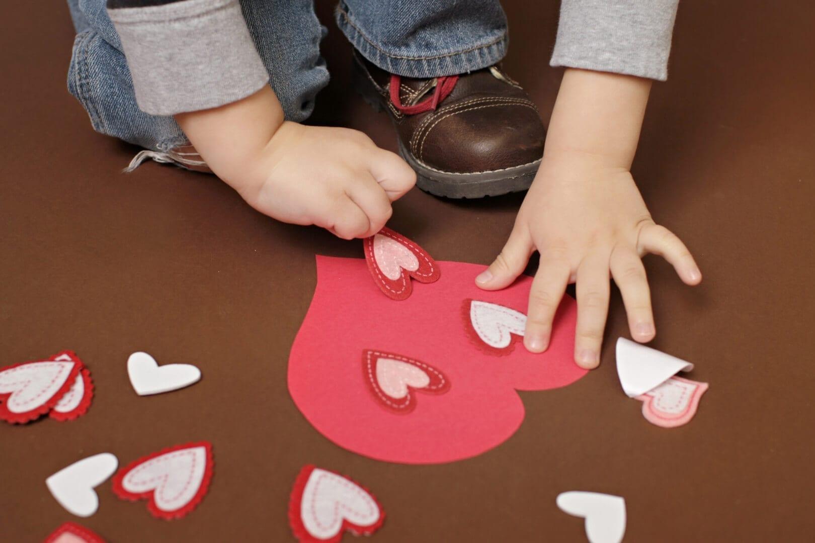 Valentine's Day, Activities, Kids