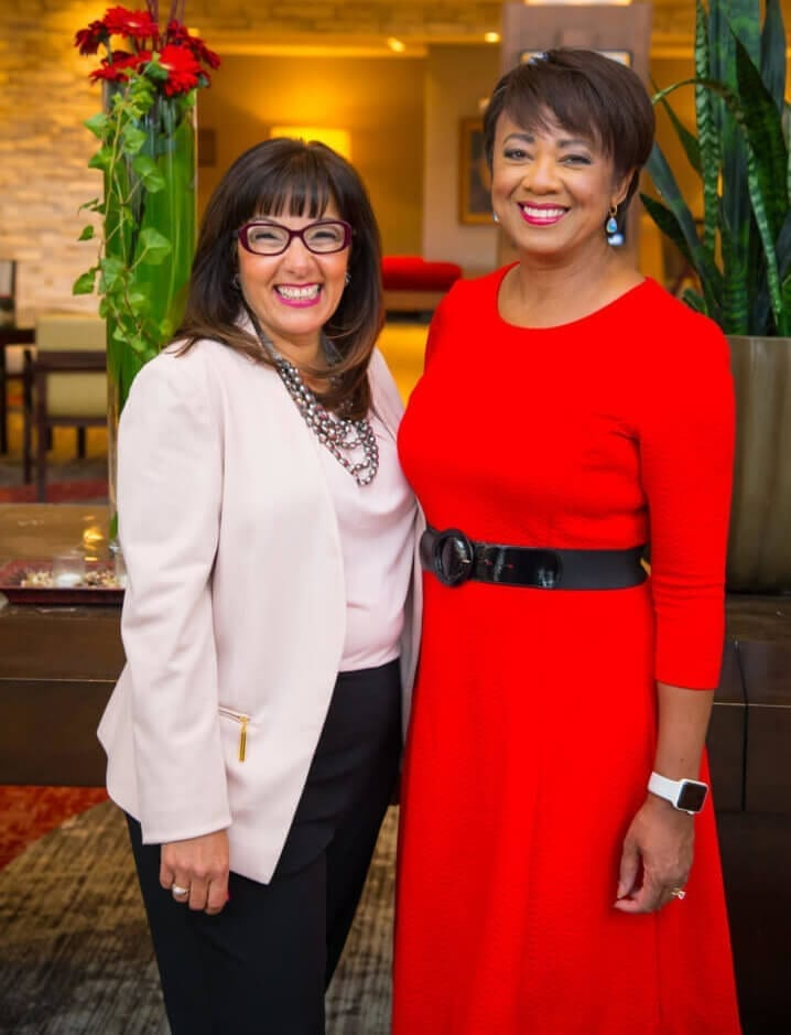 Janice Huff Morris County Chamber of Commerce Women in Business Luncheon