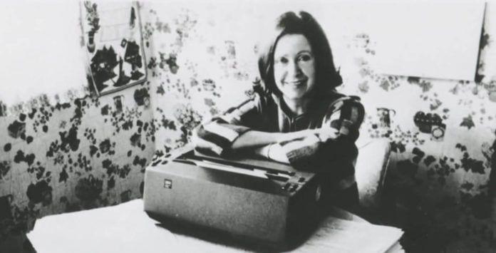 Best-Selling Writer Mary Higgins Clark