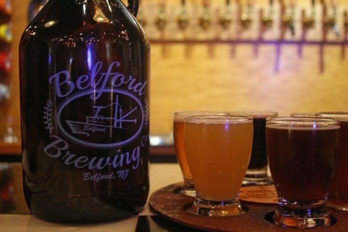 belford brewing
