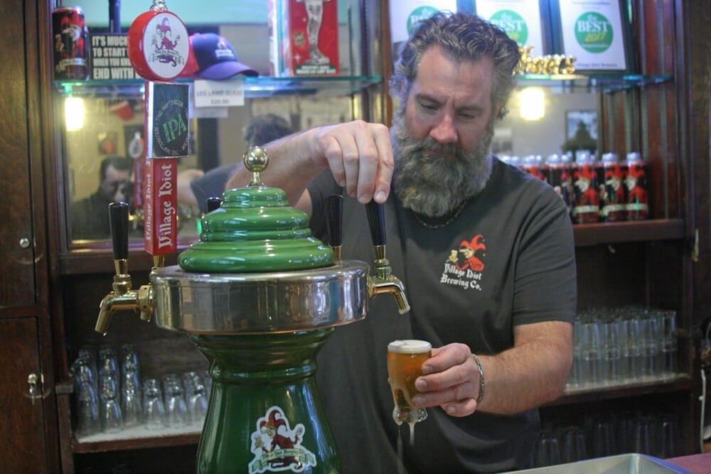 village idiot brewing