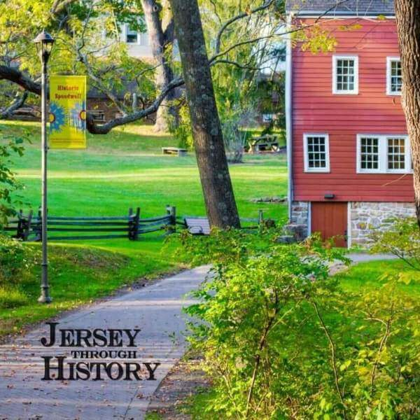 Jersey Through History