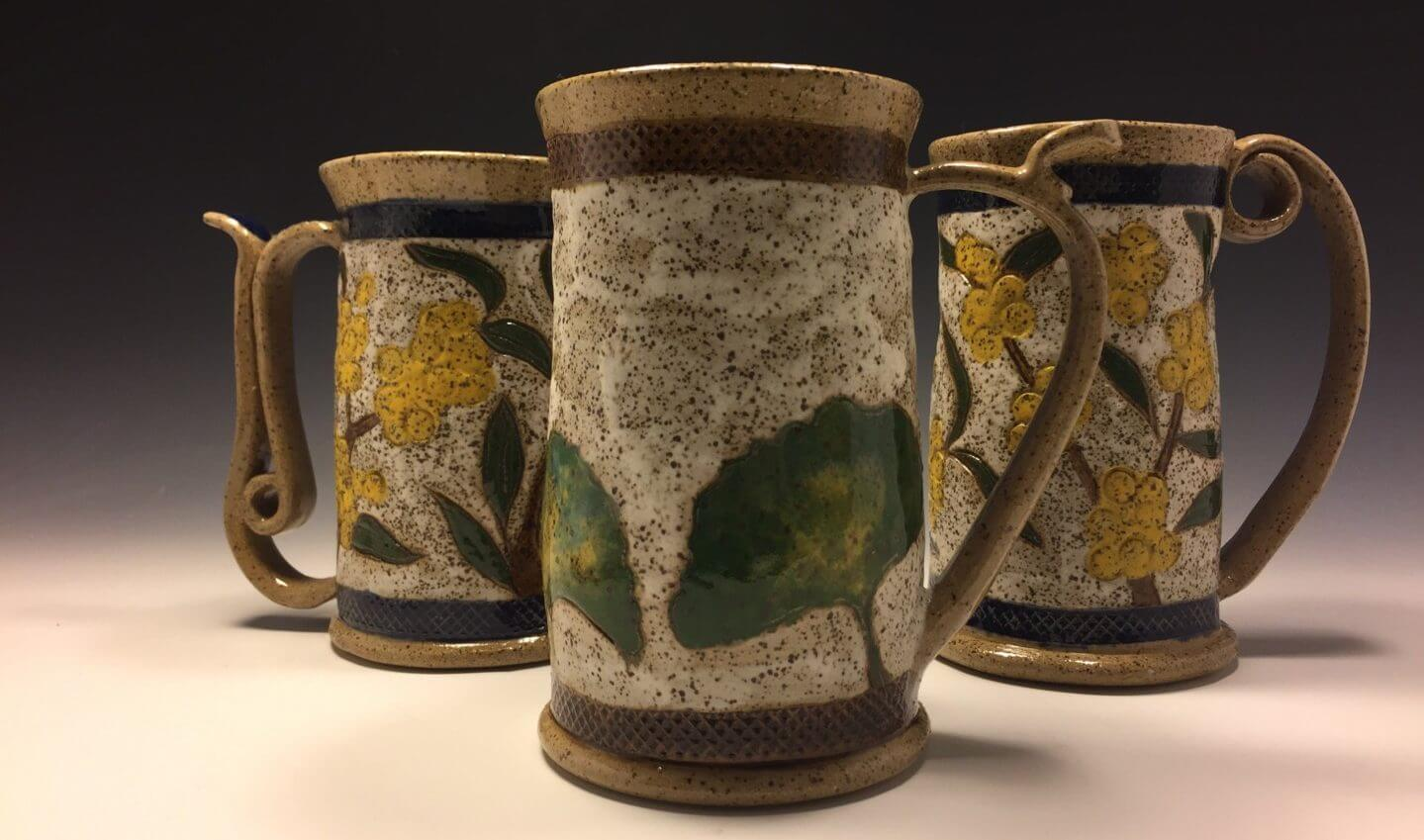 I Heart New Jersey - Clay and Pottery Artists
