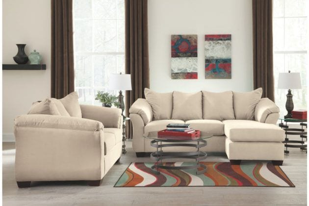 Living room set from Ashley Furniture
