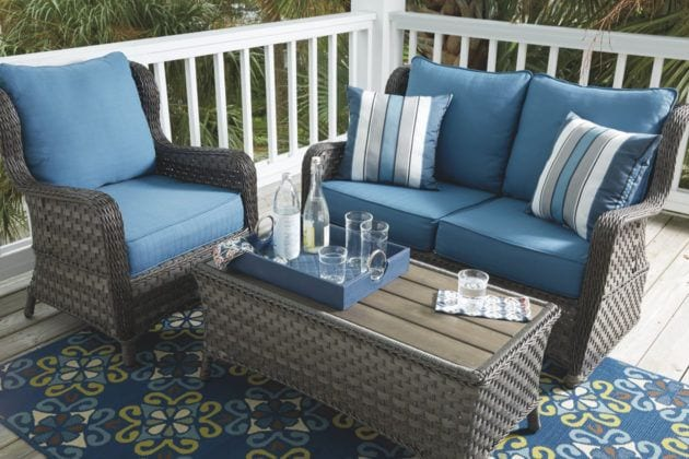 Outdoor Seating set from Ashley Furniture