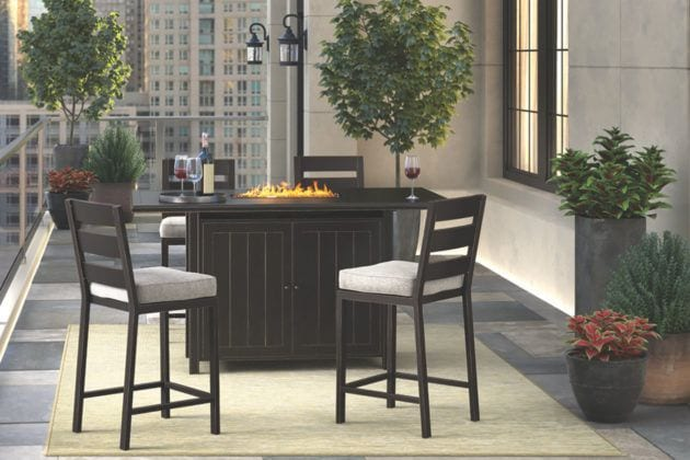 Patio Set from Ashley Furniture