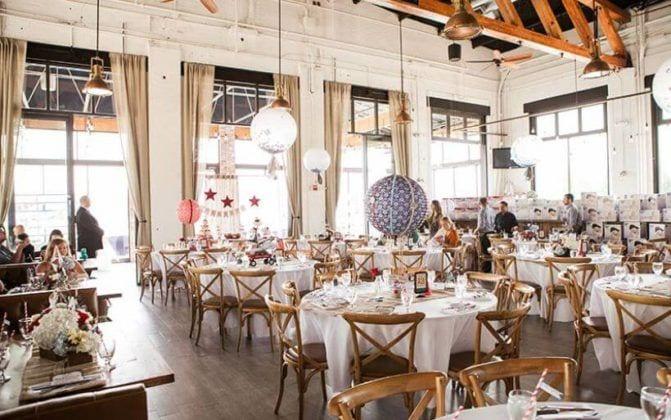 Battello Restaurant Interior