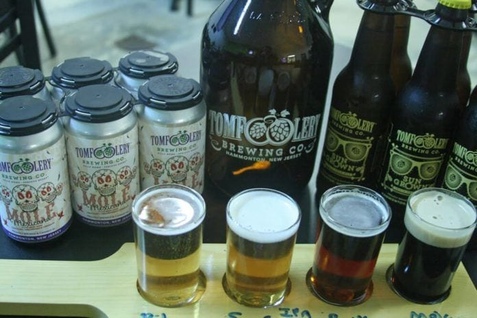 tomfoolery, tomfoolery brewing co