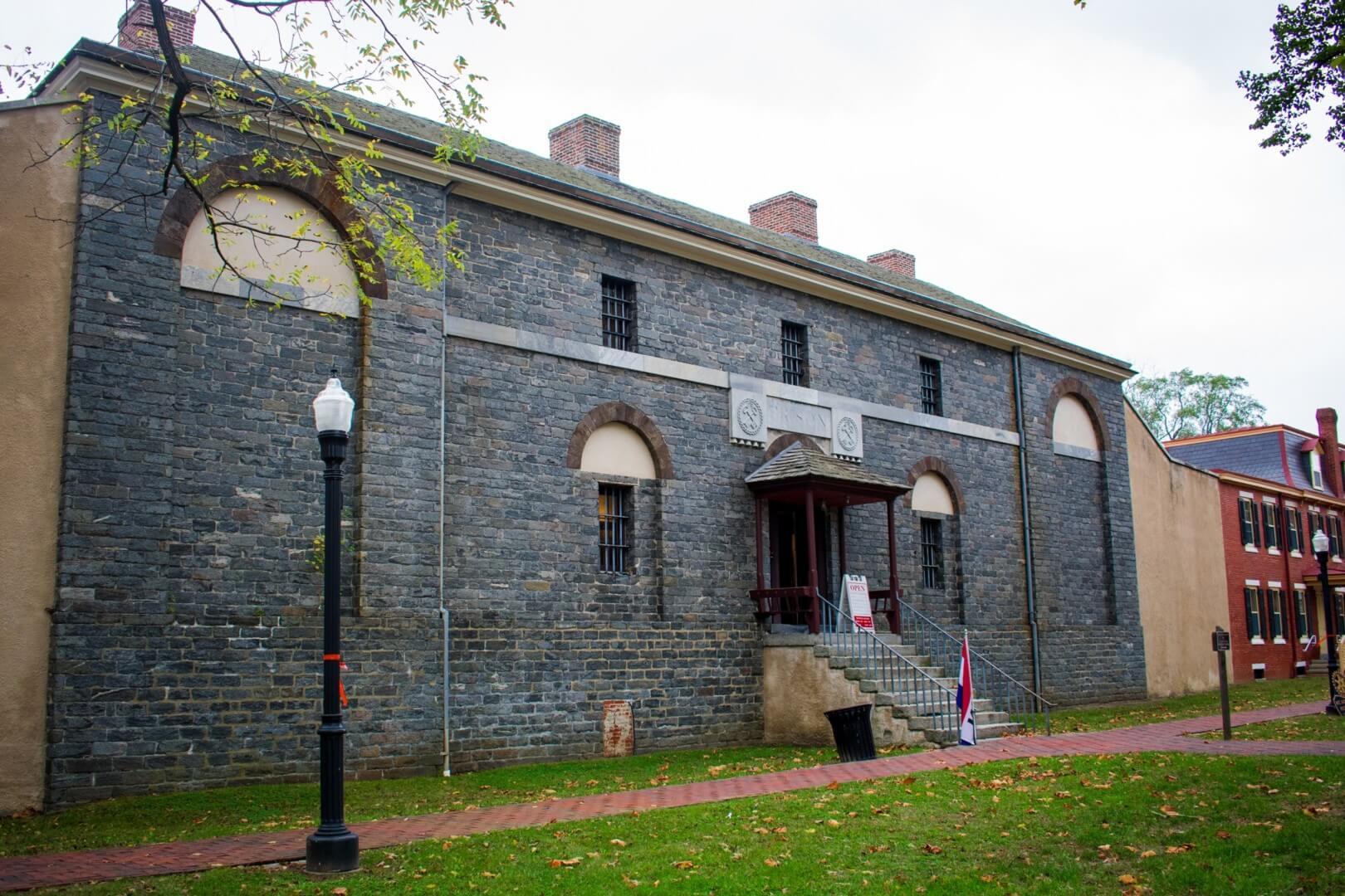 Jersey Through History: Burlington County Prison - Best of NJ