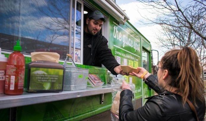 The Best New Jersey Food Trucks Spotlight on The Guac Spot