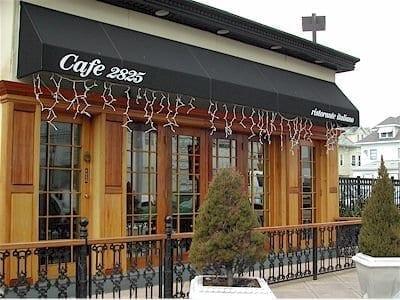 Cafe 2825 Exterior