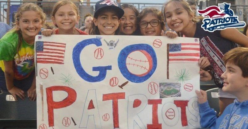 Somerset Patriots at TD Bank Ballpark
