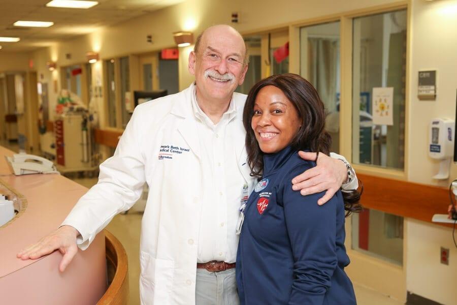 Car Dealerships In Newark Nj >> Doctor Becomes Patient at Newark Beth Israel Medical ...