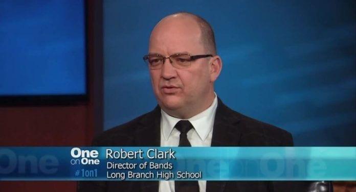 Robert Clark Discussing SmartMusic Music Technology