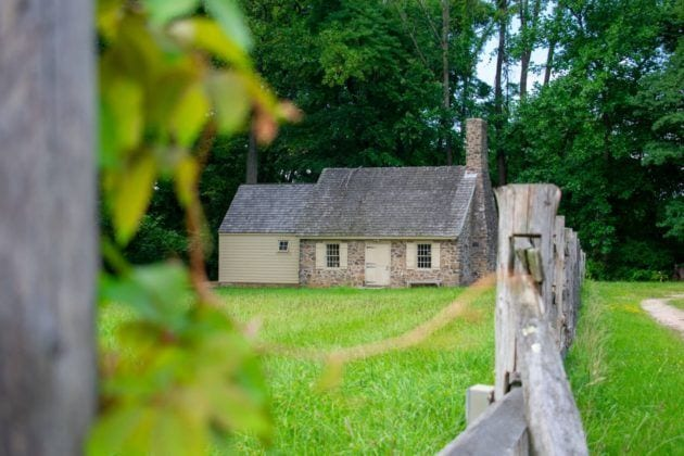 Jersey Through History: Rockingham Historic Site