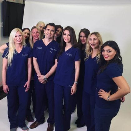 Dr. Ramtin Kassir, New Jersey Plastic Surgeon