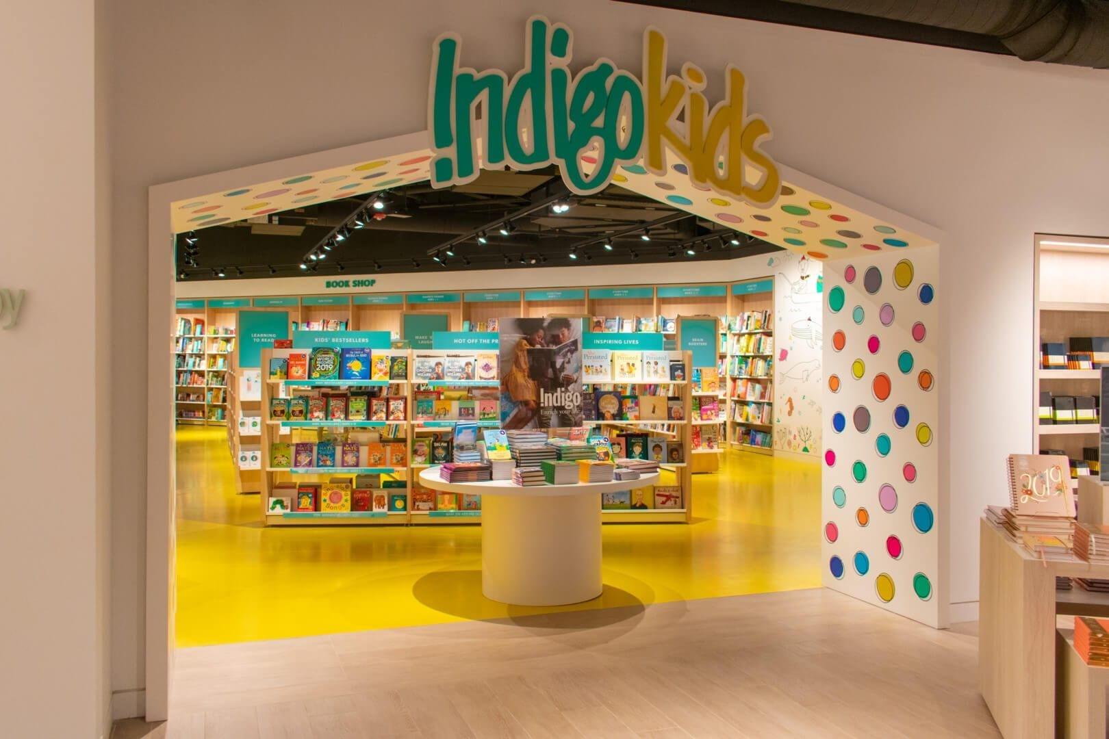 Indigo Mall of Short Hills New Jersey