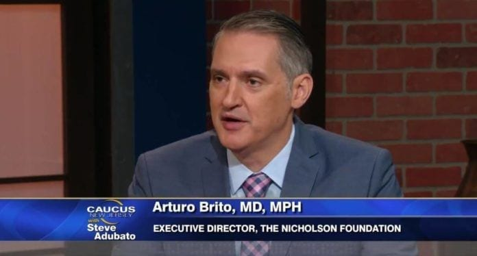 Dr. Brito of The Nicholson Foundation Discusses Dangers of Toxic Stress for Infants and Toddlers