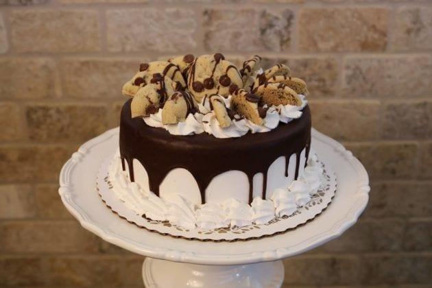 Cake Sample from Calandra's Bakery