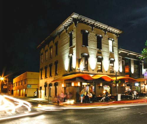 Char Steakhouse Red Bank Exterior