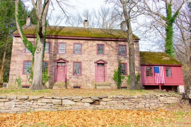 Jersey Through History featuring Prallsville Mills