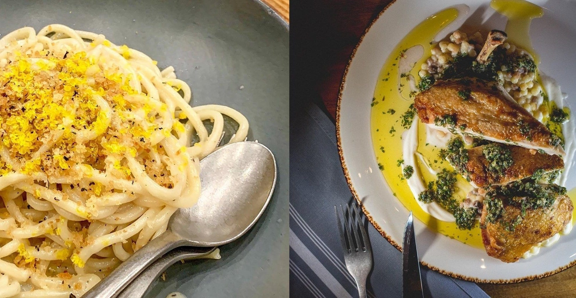 Felina Restaurant NJ Italian Food