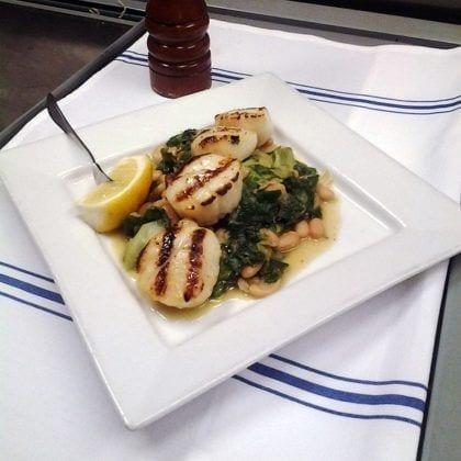 Menu item from Fin Raw Bar & Kitchen in Montclair, Seafood Restaurant