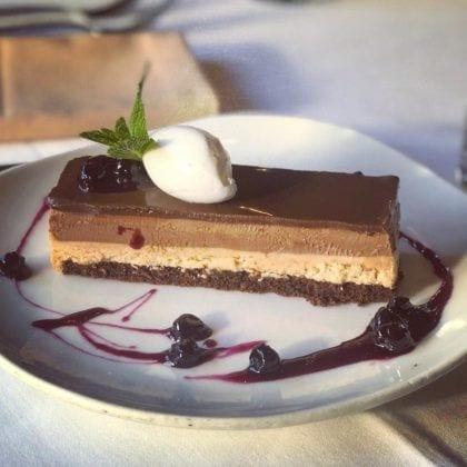 Shipwreck Grill Dessert