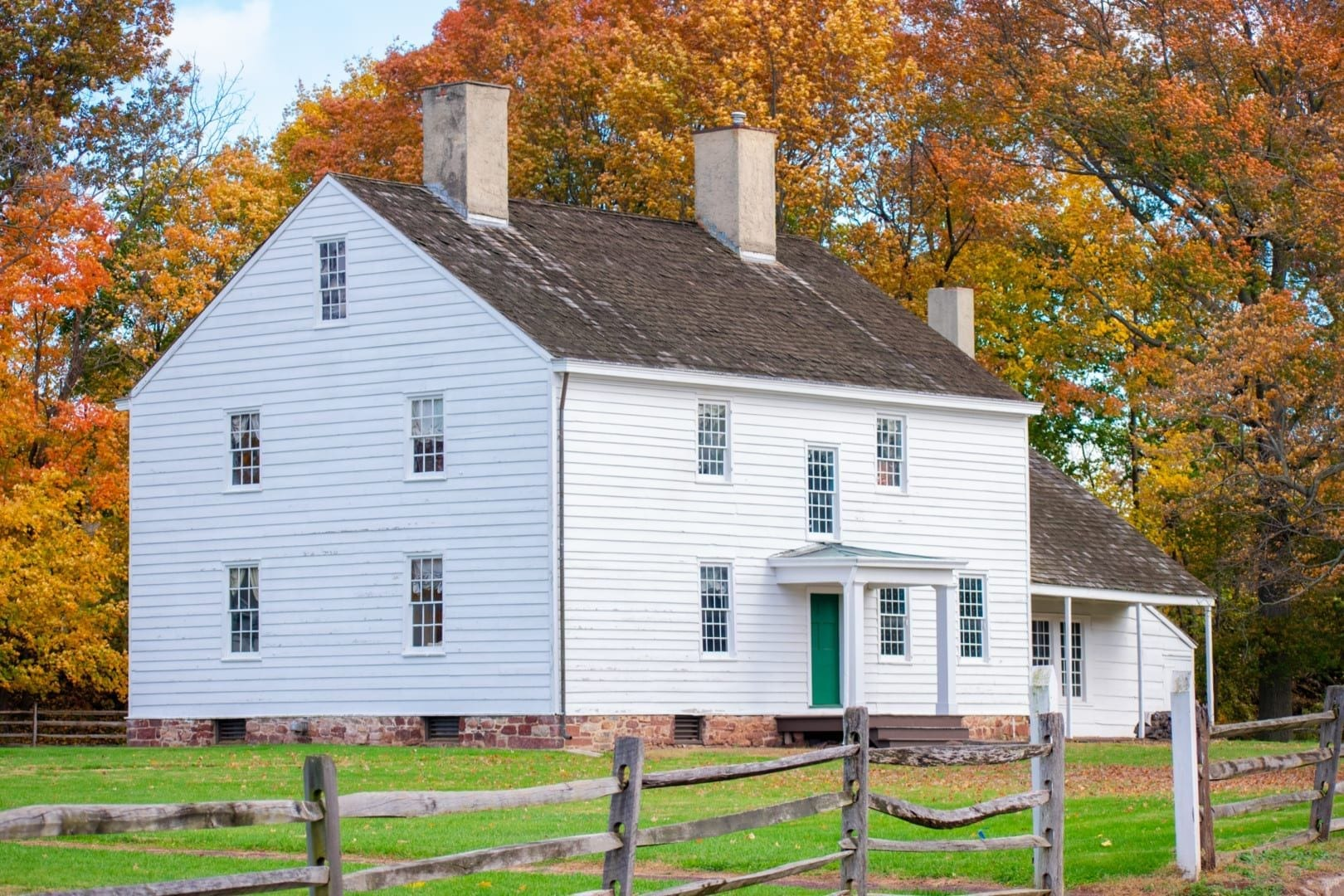 Jersey Through History Featuring The Wallace House and Old Dutch Parsonage