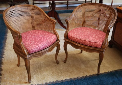 Chairs From Mill House