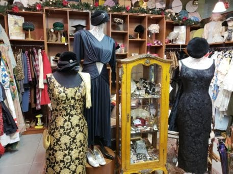 Clothing from Shore Antique