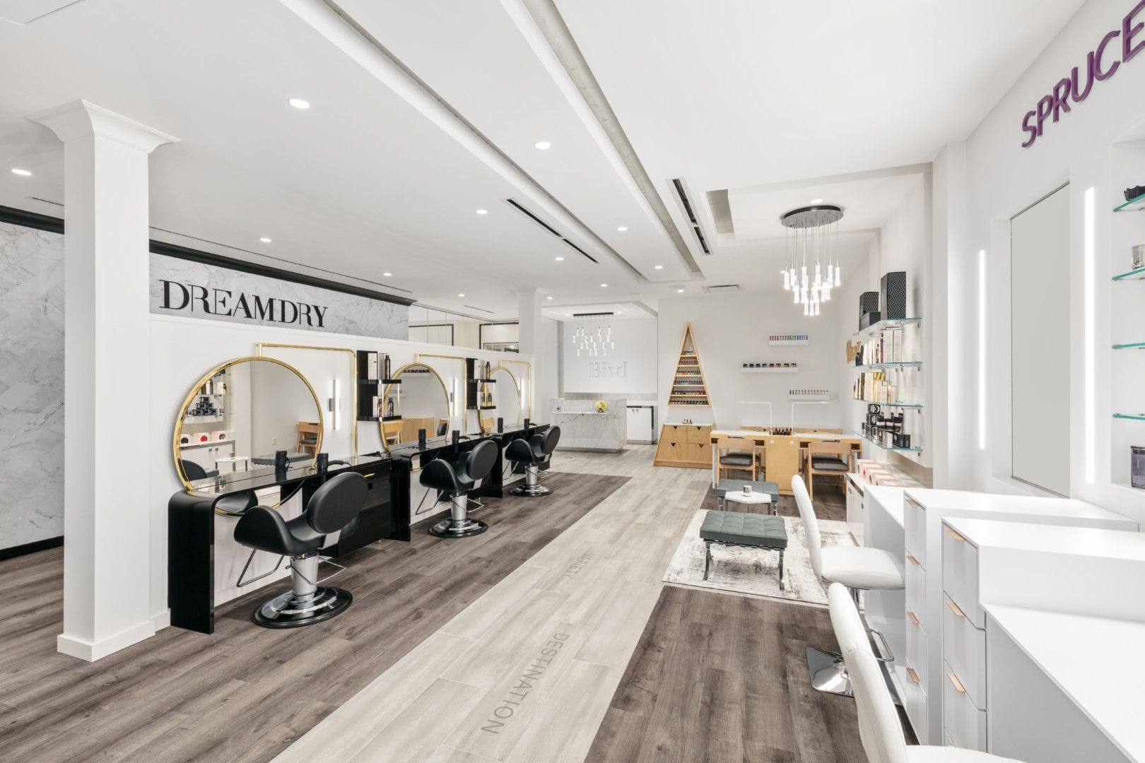 Neiman Marcus Brings Luxury BLVD Salon to The Mall at Short Hills - Best of NJ: The Best of NJ, All in One Place