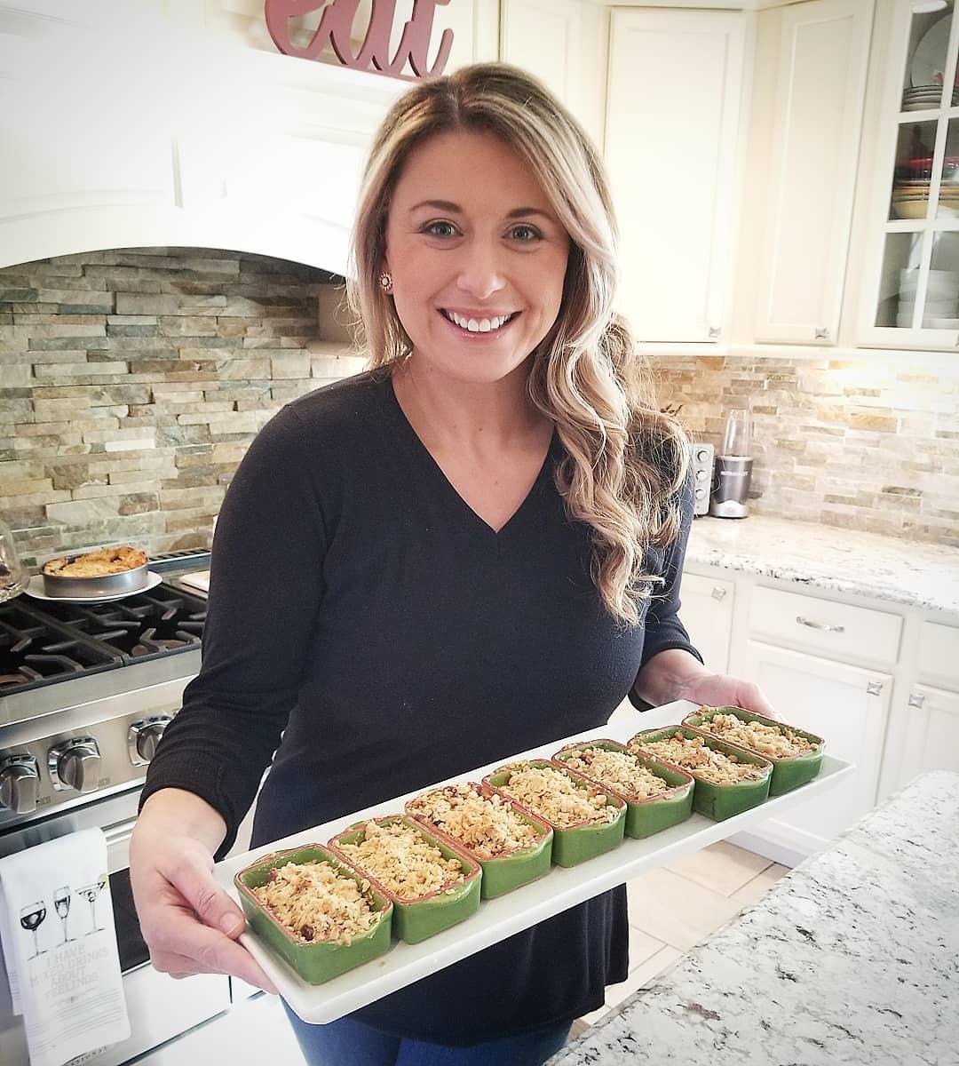 Photo of Chef Lauren Van Liew