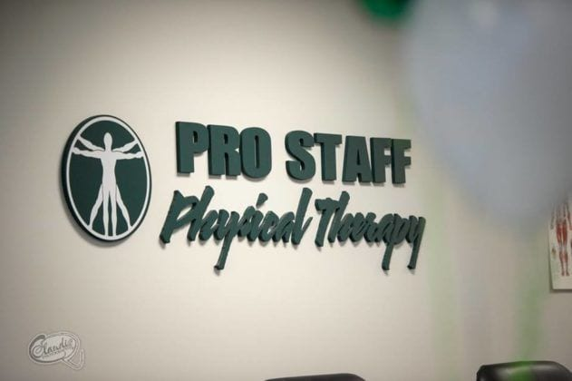 Pro Staff Physical Therapy Logo
