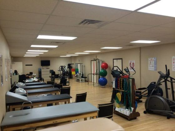 Pro Staff Physical Therapy Passaic Interior