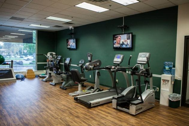 Pro Staff Physical Therapy Treadmills Clifton