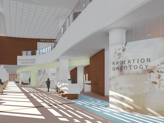 Jersey Shore UMC urgent care centre